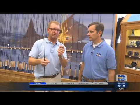FOX10 Outdoors Speckle Trout Fishing