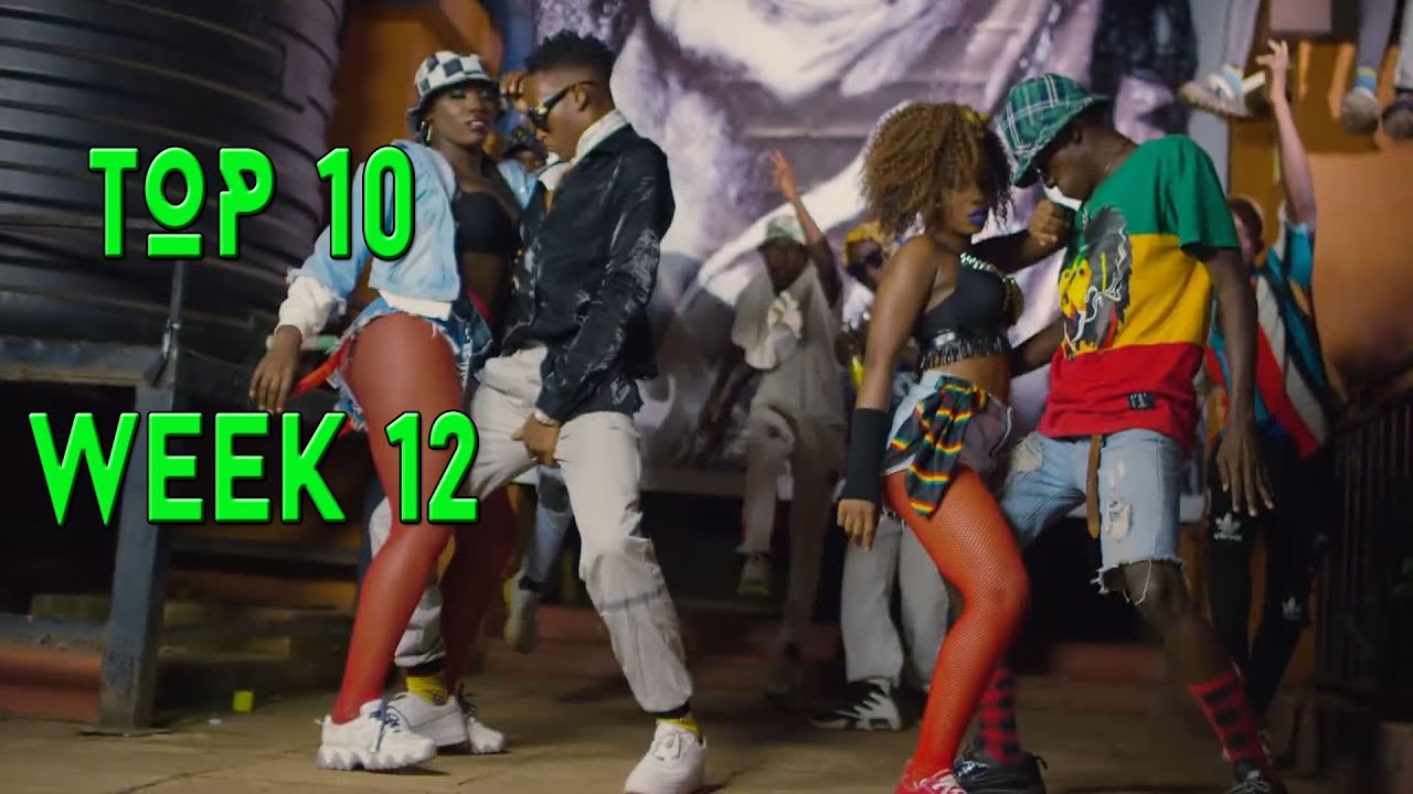 Download Top 10 New African Music Videos | 21 March - 27 March 2021 | Week 12