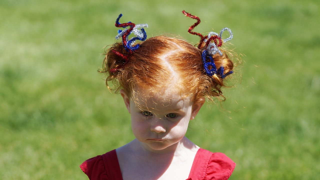 Easy 4th Of July Hair Cute Girls Hairstyles