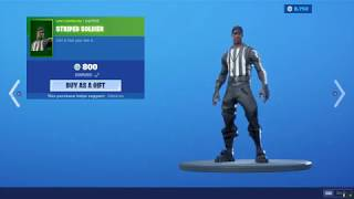 Fortnite FOOTBALL SKINS ARE BACK! 9-5-19 Item Shop!