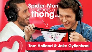 Tom Holland on wearing a thong for SpiderMan  | Interview | Heart