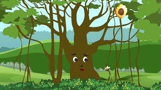 Samajhdaar Vriksha | समझदार वृक्ष | Hindi Stories and Fairy Tales