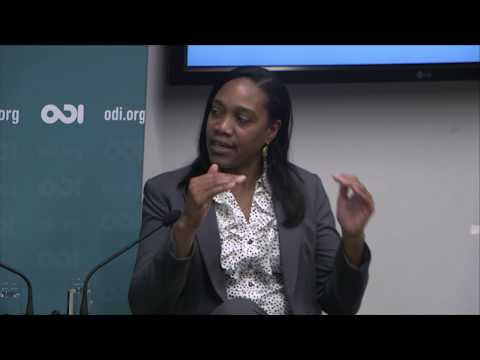 'Building back better': a resilient Caribbean - panel session