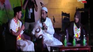 Ust Azhar Idrus, Wan Zack Haikal dan Nasha Edziera Malam Tahun Baru 2013 (CLEAR|FULL) Mp3