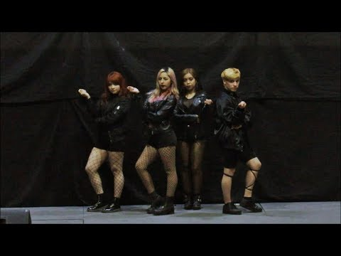 PLAYING WITH FIRE remix 블랙 핑크 BLΛƆKPIИK — DELUXE (HallyuCon: Angels/Demons)