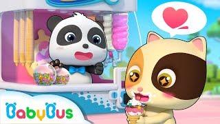 Kumpulan Film Bayi Panda & Bayi Kucing | Kumpulan Lagu Anak-anak | BabyBus Bahasa Indonesia