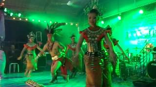 Iban Tradisional Ngajat Kg Budaya Mp3