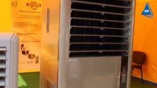 видео Мойка воздуха с ионизацией: как работает, выбор бытовой установки