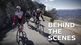 Extreme cycling training camp - NISMO racing drivers train in Monaco thumbnail