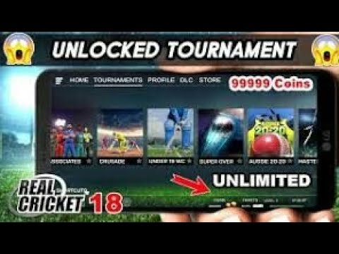 How to download real cricket 18 mod apk in android