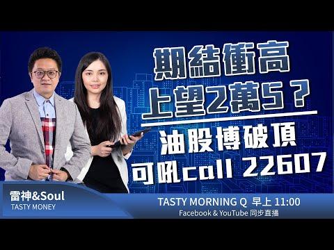 Tasty Morning Q Live 2021-09-28 | 港股財經直播 | 即市分析