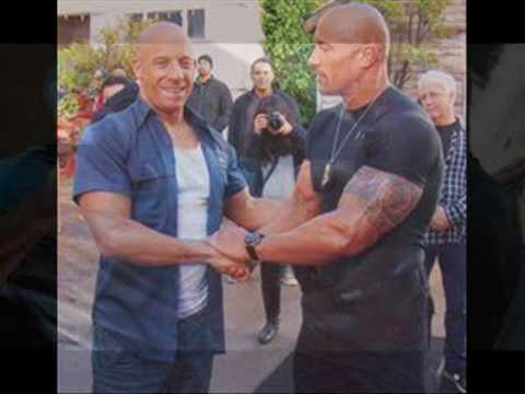 the truth behind the Vin Diesel and Dwayne the Rock Johnson beef