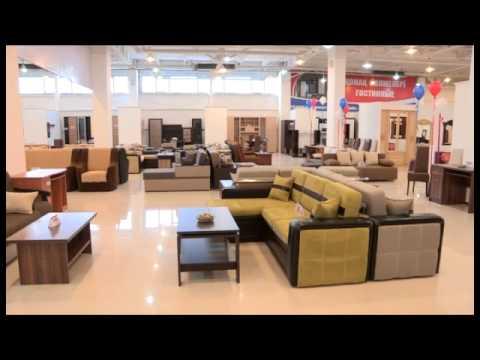 В Шымкенте открылся крупнейший гипермаркет ЕвроМебель