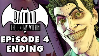 JOKER? - Batman: The Enemy Within - Episode 4: What Ails You - Gameplay Part 2 (Telltale)