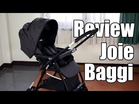 Review Stroller Joie Baggi | Babysasori