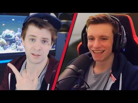 Firegoden reagiert auf 15 YouTuber in 250 Sekunden!