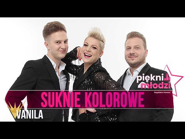 PIĘKNI I MŁODZI Magdalena Narożna - Suknie Kolorowe (Oficjalny audiotrack)