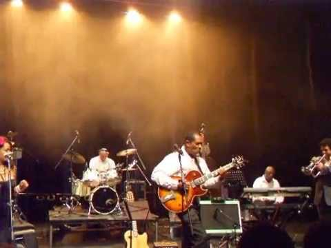 Ciyo's Nu Jazz Reggae Project - Message to the Father: Bernie Grant Arts Centre