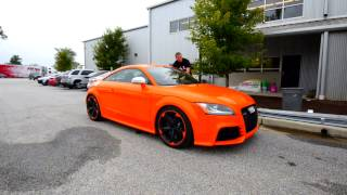 TT RS LC Test