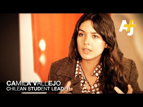Camila Vallejo Is Not Your Average Politician From Chile