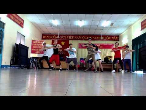 [OH Dance Team] Ha Ha Ha - Thanh Duy (Old Version - Rehearsal)