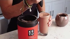 Perfect Keto Whey Protein Powder (Creamy and Delicious)