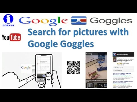 Search for pictures with Google Goggles