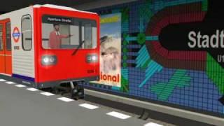 GI1E Repaint London Underground-Repaint