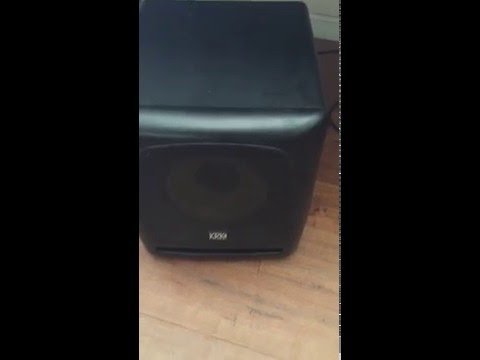 Krk 10s Sub Review Some Months After Purchase