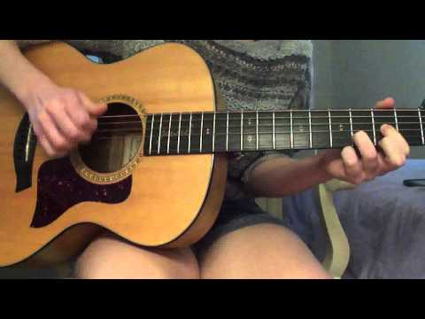 Everybody's Got Somebody But Me - Hunter Hayes (Guitar Cover)