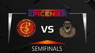 Virtus.Pro vs 5Power - Semifinals   CS:GO EPICENTER 2018 - Wild Card