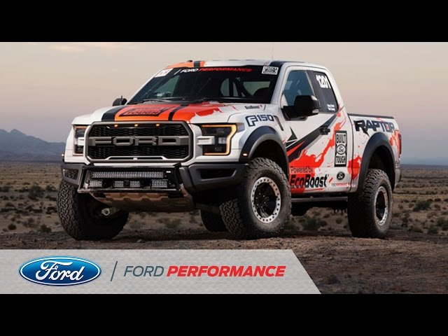 The 2017 Ford Raptor Barely Finished Baja 1000 Then Drove Another 400 Miles Home