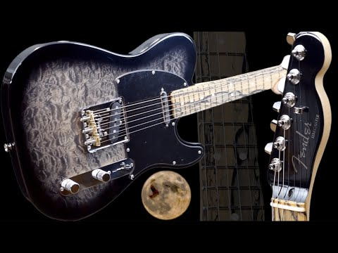 GC's Black Friday Tele   2019 Fender American Pale Moon Ebony Telecaster   Review + Demo