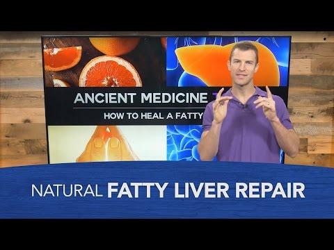Fatty Liver Disease: Natural Fatty Liver Remedies