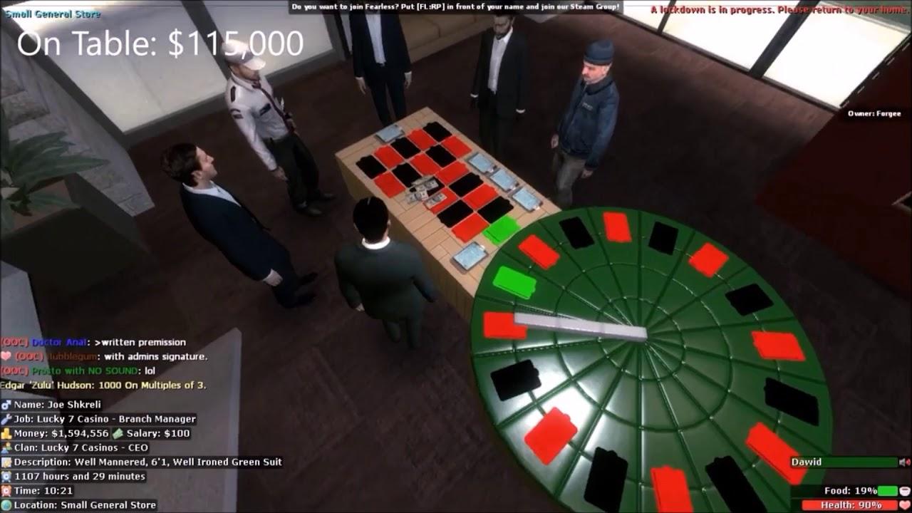 casino manager salary