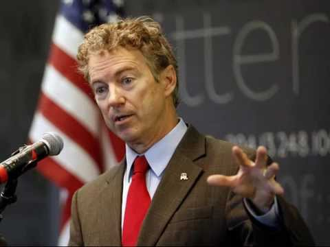 Rand Paul, set to enter 2016 presidential race this week