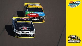 Busch: 'I Was The Biggest Kevin Harvick Cheerleader'