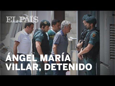 La trayectoria de Ángel María Villar, detenido por corrupción | Deportes