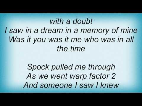 Spizzenergi - Where's Captain Kirk Lyrics