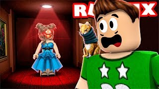 SURVIVE THE DRESS CHICA in Roblox!! | Roblox Camping Part 21