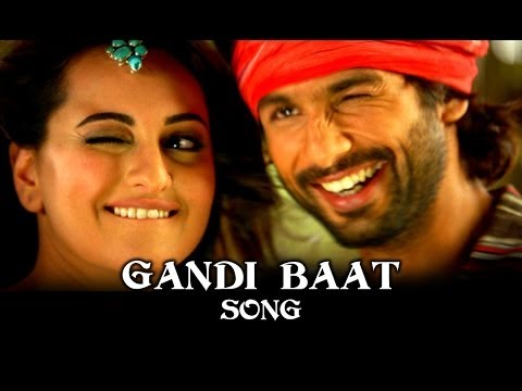Gandi Baat Song ft. Shahid Kapoor, Prabhu Dheva & Sonakshi Sinha | R...Rajkumar Travel Video