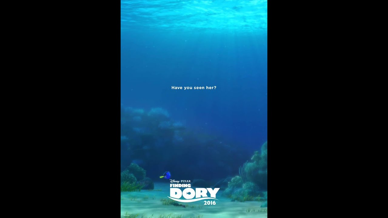 Living teaser poster finding dory youtube altavistaventures Image collections