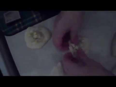 Как заворачивать пирожки