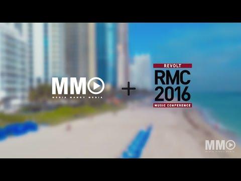 Revolt Music Conference 2016