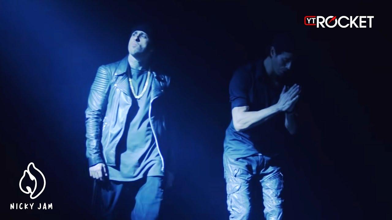 El Perdon Nicky Jam Y Enrique Iglesias Official Music Video Ytmas Youtube