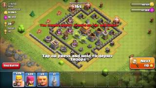 Clash of Clans for Beginners. Basics! -Episode 1