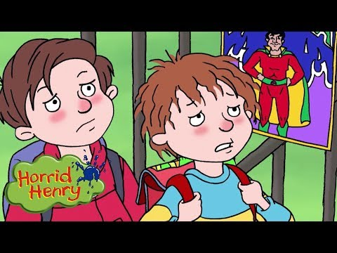 Horrid Henry - Henry and the Movie Star | Cartoons For Children | Horrid Henry Episodes | HFFE