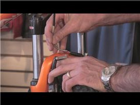 Bicycle Parts & Maintenance : How to Change a Bicycle Tire Tube thumbnail