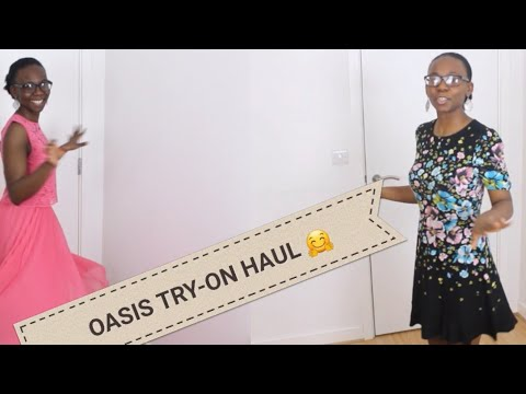 Oasis Fashion Sales Haul & Try On | Dresses Galore!