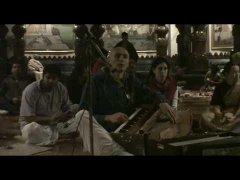 NY Eve Bhajan - Sarabha das - Hare Krishna - 6/21